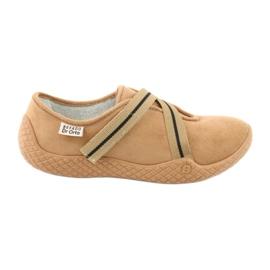 Brun Befado chaussures pour femmes - jeune 434D017