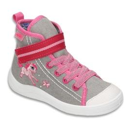 Gris Befado chaussures pour enfants 268X059