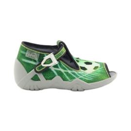 Befado chaussures pour enfants 217P093 vert