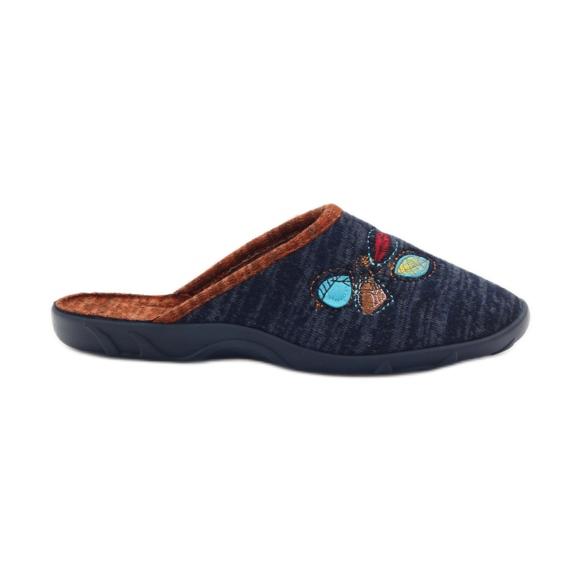Befado chaussures colorées pour femmes pu 235D153