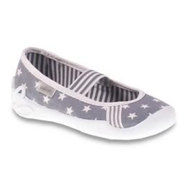 Gris Befado chaussures pour enfants 193Y064