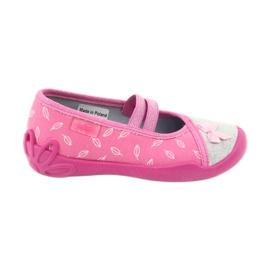 Rose Befado chaussures pour enfants 116X234