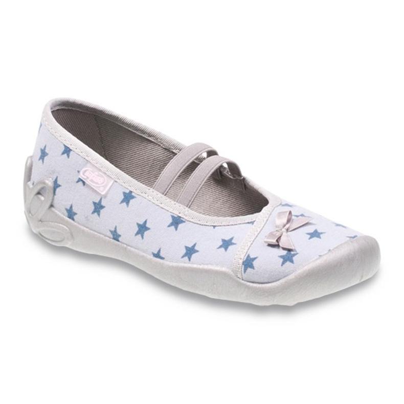 Befado chaussures pour enfants 116Y230 bleu