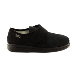 Noir Befado chaussures pour femmes pu 036D007