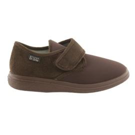 Befado chaussures pour femmes pu 036D008 brun