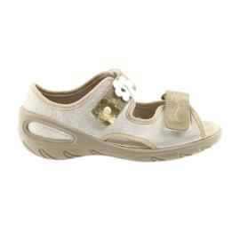 Jaune Befado chaussures pour enfants pu 065X121