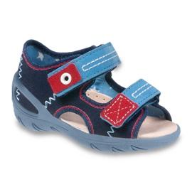 Marine Befado chaussures pour enfants pu 065X112