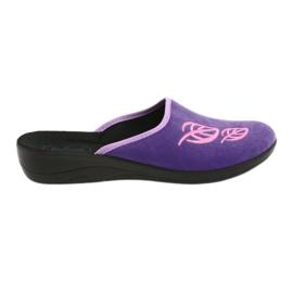 Befado chaussures pour femmes pu 552D001 pourpre
