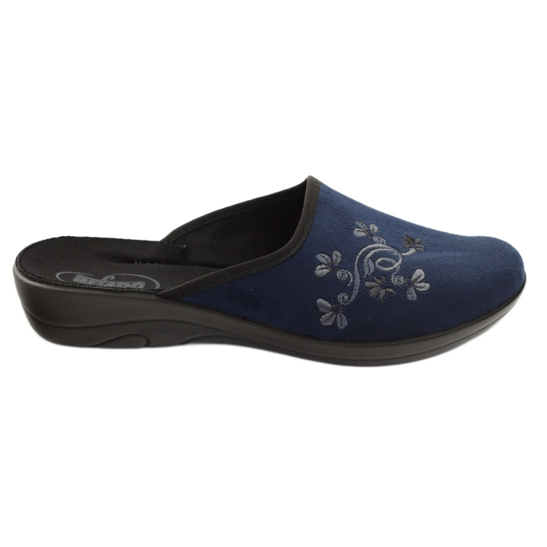Chaussures femme Befado pu 552D005 bleu marin