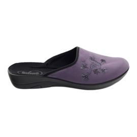 Befado chaussures pour femmes pu 552D006 pourpre