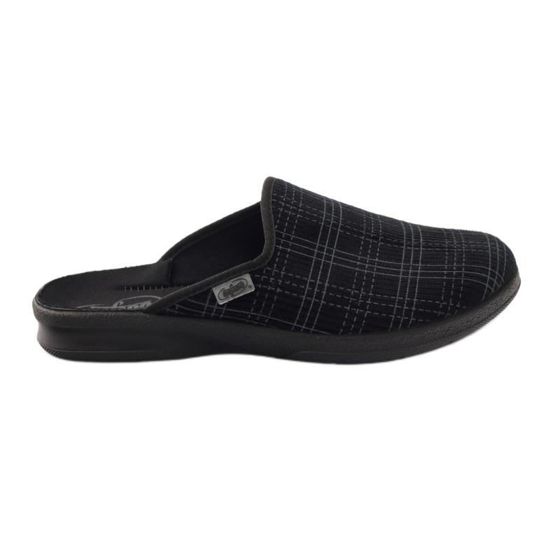 Befado chaussures pour hommes pu 548M003 le noir