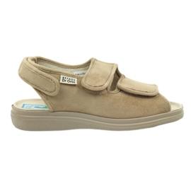 Brun Befado chaussures pour femmes pu 676D004