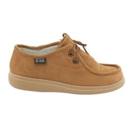 Befado chaussures pour femmes pu 871D005 brun