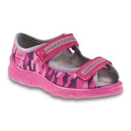Rose Befado chaussures pour enfants 969X120