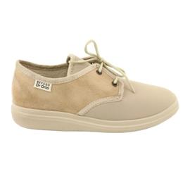 Brun Befado chaussures pour femmes pu 990D002