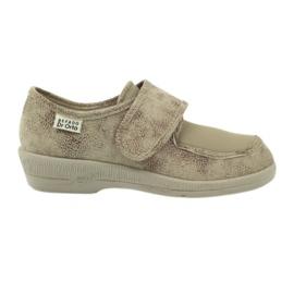 Brun Befado chaussures pour femmes pu 984D013
