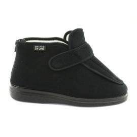 Noir Befado chaussures pour femmes pu orto 987D002