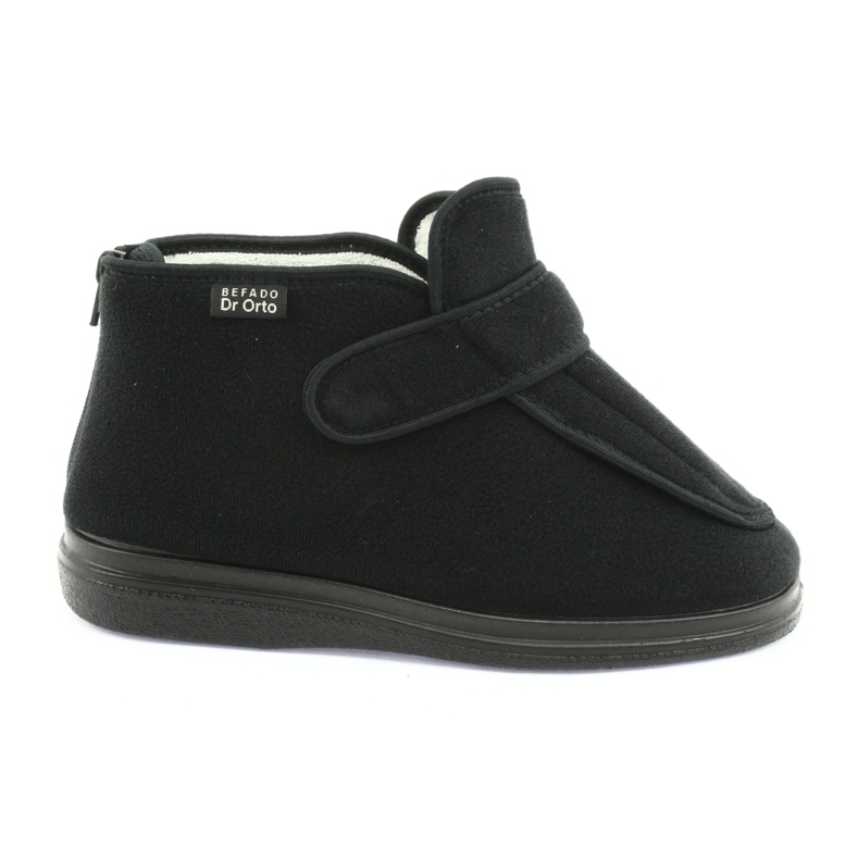 Befado chaussures femme pu orto 987D002 le noir