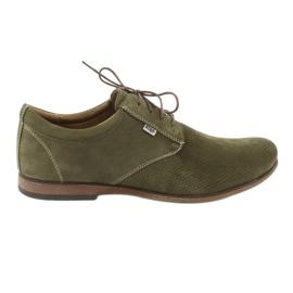 Vert Riko chaussures de sport pour hommes 777D