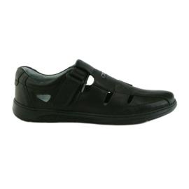 Gris Riko chaussure 851 sandales hommes