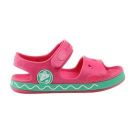 Sandales d'eau Żabka COQUI Pink