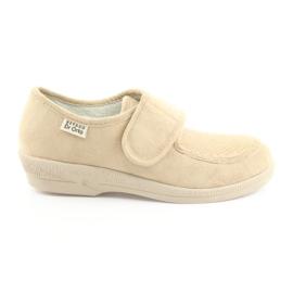 Brun Befado chaussures pour femmes pu 984D011