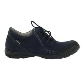 Marine Chaussures de sport confort Badura 2159