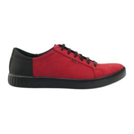 Chaussures de sport Badura 3356 rouge