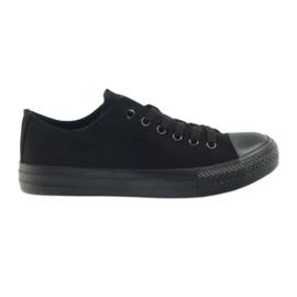 DK Sneakers attachés noir