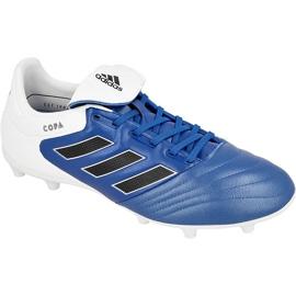 Chaussures de foot adidas Copa 17.3 Fg M BA9717 bleu bleu