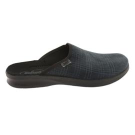 Marine Befado chaussures pour hommes pu 548M013