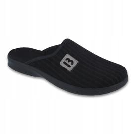 Noir Befado chaussures pour hommes pu 548M015