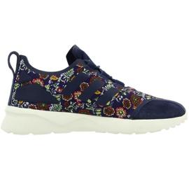 Bleu Chaussures Adidas Originals Zx Flux Adv Verve à S75985