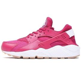 Rose Nike Wmns Air Huarache Run Chaussures L 634835-606-S