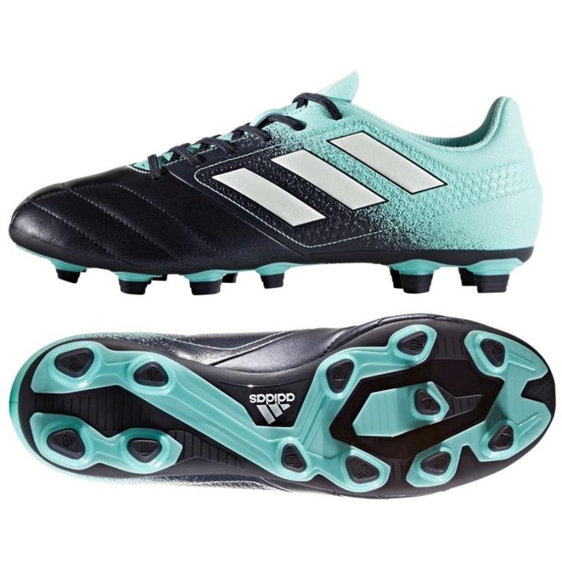 Chaussures de football Adidas Ace 17.4 FxG M noir