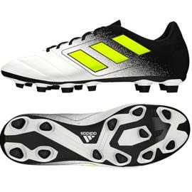 Chaussures de football Adidas Ace 17.4 FxG M blanc