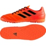 Chaussures de foot Adidas ACE 17.4 TF M S77115 rouge