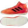 Chaussures d'intérieur adidas Ace Tango 17.3 In Jr CG3714 rouge, orange rouge