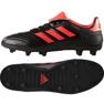 Chaussures de foot adidas Copa 17.3 Fg M S77144 noir noir, orange