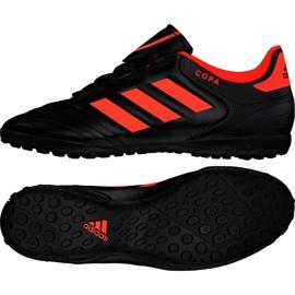 Chaussures de foot Adidas Copa 17.4 TF M S77157 noir
