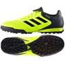 Chaussures de football Adidas Copa Tango 17.3 Tf M BB6099 noir vert