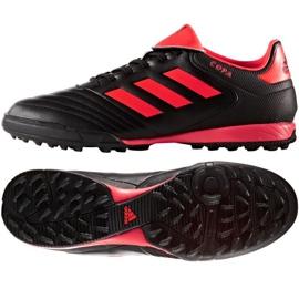 Chaussures de football Adidas Copa Tango 17.3 TF M BB6100 noir