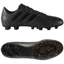 Adidas Nemeziz chaussures de football 17,4 noir