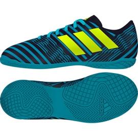 Adidas Nemeziz 17.4 In Jr S82465 Chaussures Indoor