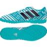 Adidas Nemeziz Messi chaussures de football 17.4 bleu
