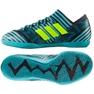 Chaussures d'intérieur Adidas Nemeziz Tango 17.3 bleu
