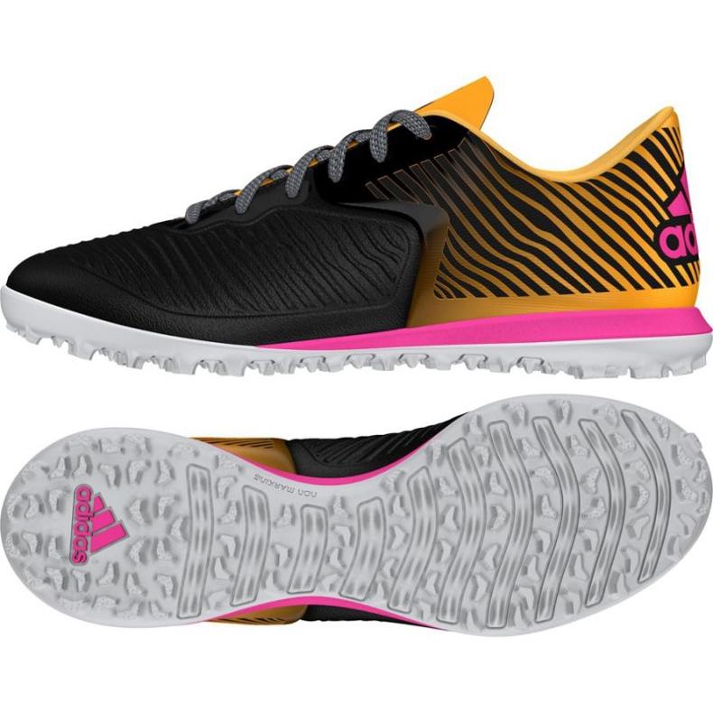 Adidas X 15.2 Cg M AF4820 chaussures de football noir