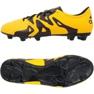 Chaussures de foot adidas X 15.3 FG / AG orange
