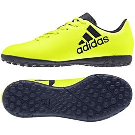 Chaussures de foot Adidas X 17.4 Tf Jr S82421