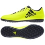 Adidas X 17.4 Tf M S82415 chaussures de football